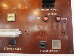 Zdjęcie tablicy sygnalizacyjnej