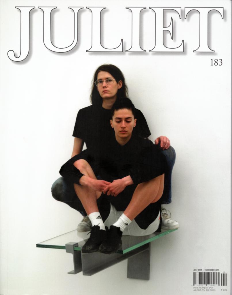 Okładka czasopisma Juliet nr 183