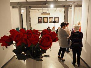 Wernisaż wystawy prac Beaty Orłowskiej